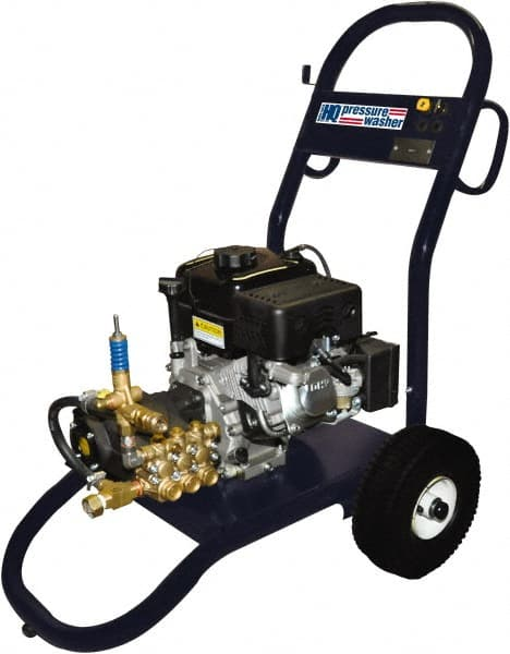 Gas, 4 6 hp, 2,400 psi, 2 5 GPM, Cold Water 48352637 - MSC