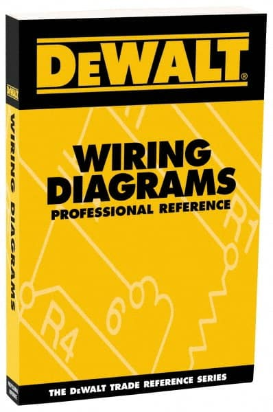 wiring diagrams professional reference 48530737 msc Dewalt DC500 Wiring-Diagram
