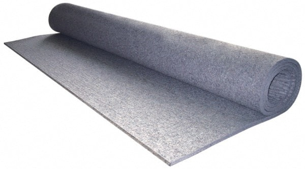 Select F7 Xfrm Gra 1inches x72'x1' Pressed Wool Felt F-7 1inches
