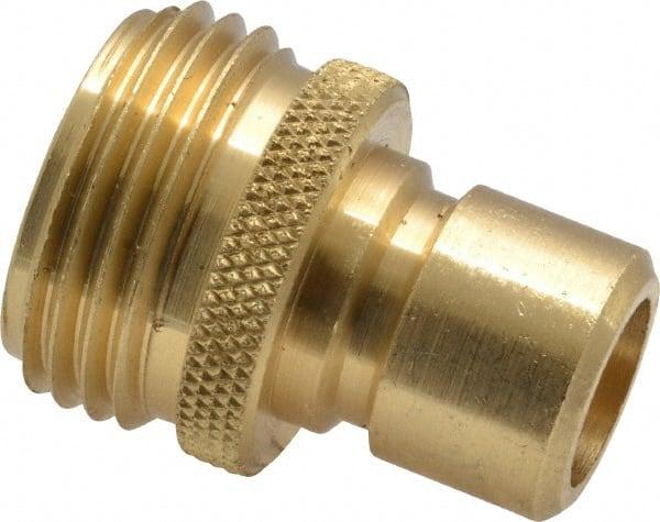 "Coilhose Pneumatics 593 3//8"" Automotive Coupler 1//4"" MPT"