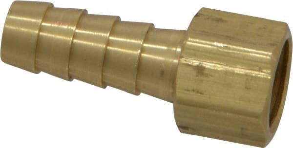 "NEW 3//4/""1//2/""//1/"" Male Thread to Hose Barb Coupler Air Fitting Connectors Bronze"