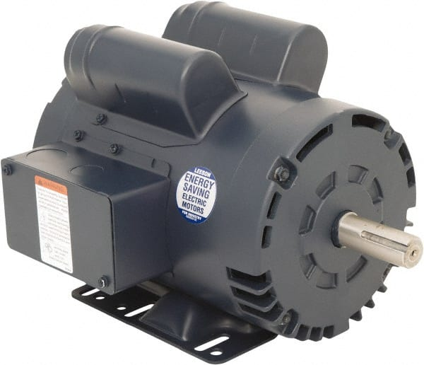 Leeson 1 phase motor for Electric motor enclosure types