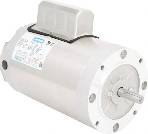 Single phase tenv electric motor for Types of single phase motor