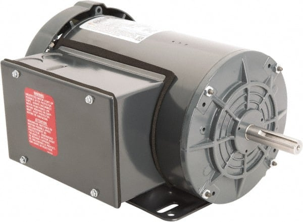 Leeson tefc motor for Electric motor enclosure types