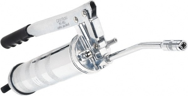 High Pressure Grease Gun | MSCDirect com