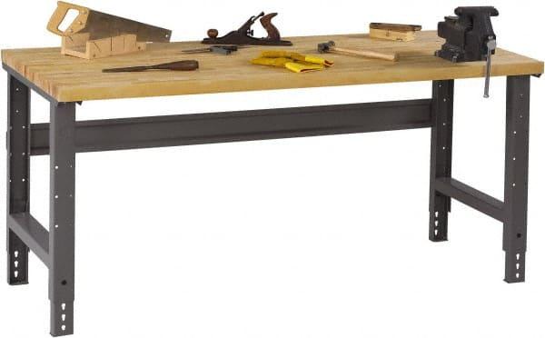 Adjustable Height Bench Mscdirect Com