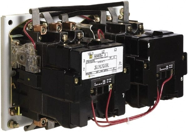 Square D 135 Amp Contactor | MSCDirect com