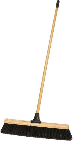 Harper Brush 24 Heavy Duty Polypropylene Push Broom 50023613 Msc Industrial Supply