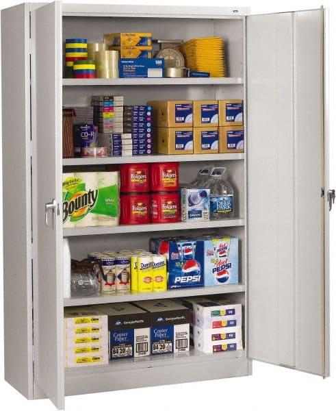 Shelf Locking Storage Cabinet
