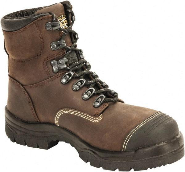 Men's Size 15 Wide Steel Toe Work Boot 50351436 - MSC