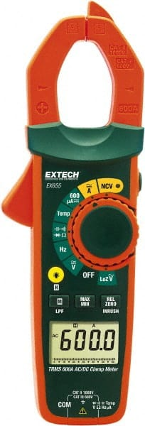 Split Jaw Clamp Meter,Split Style EXTECH MA160