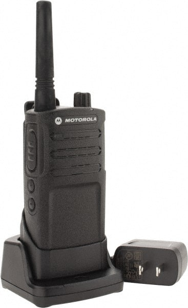 2 Pack of Motorola RMU2040 Business Two-Way Radio 2 Watts//4 Channels Military Spec 20 Floor Range