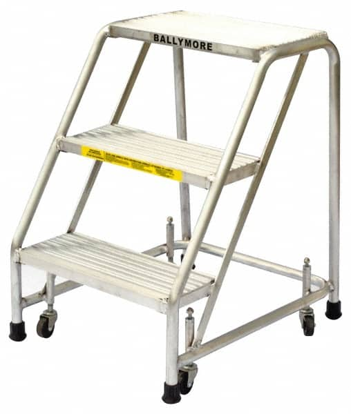 Brilliant Ballymore 28 1 2 High 300 Lb Capacity 3 Step Ladder Alphanode Cool Chair Designs And Ideas Alphanodeonline
