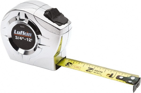 78 On Tape Measure: 3/4 Inch Measuring Tape