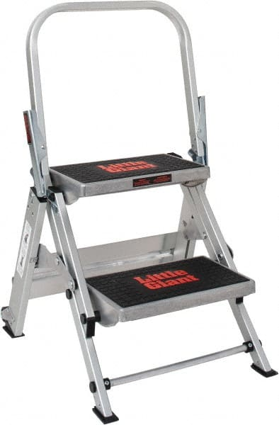 Stupendous Little Giant Ladder 2 Steps 1 1 2 High Type Ia Rating Ocoug Best Dining Table And Chair Ideas Images Ocougorg