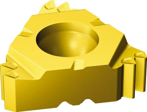Sandvik Coromant Carbide 1105 Grade MATR 3-UN01F-800-A 1105 CoroCut XS Insert for Thread Turning Right Hand Cut AlTiN
