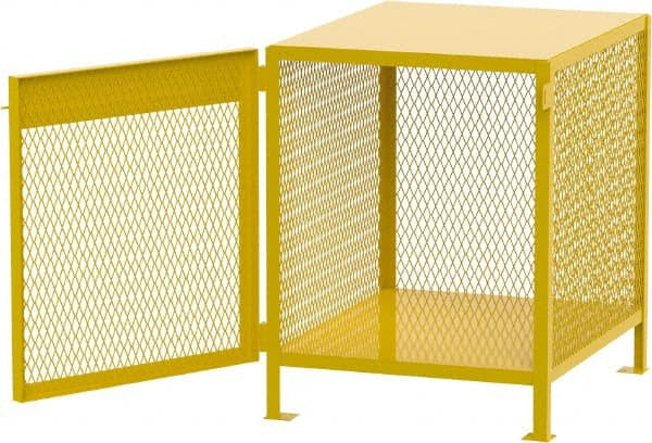 Jamco - Gas Cylinder Storage Cabinet - 52172871 - MSC Industrial Supply
