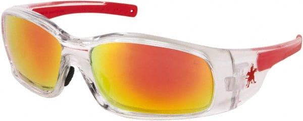 bcc610ebef5c Fire Mirror Lenses, Framed Safety Glasses 52408218 - MSC