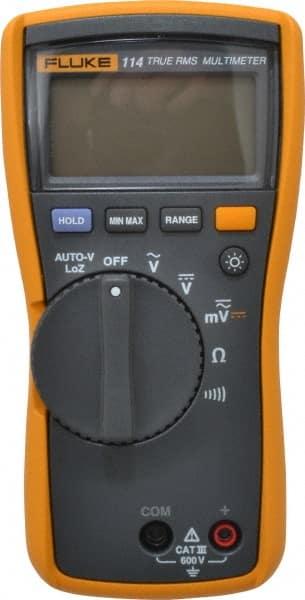 Fluke Ac Multimeter   MSCDirect com