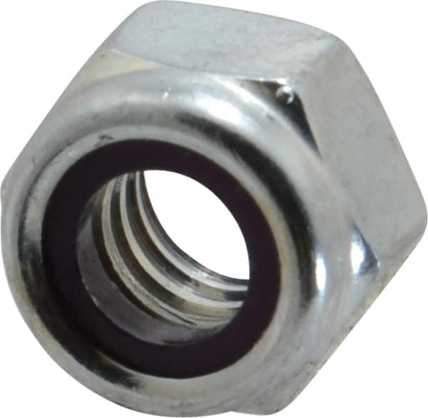Nylon Locking Stainless Steel 18-8 Qty 100 5//16-24 Jam Hex Nuts