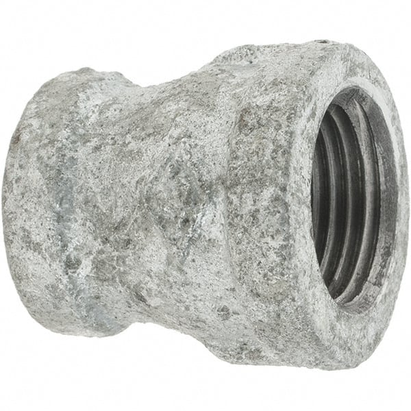 1/2x3/8 Galvanized Pipe Fittings | MSCDirect com