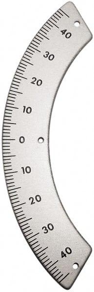 Bridgeport Milling Machine Screw Feed Scale Stop Knob Depth Mill Worm Rod