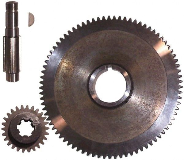 Bridgeport Mill Part Milling Machine Adjustable Worm Gear Assembly USA