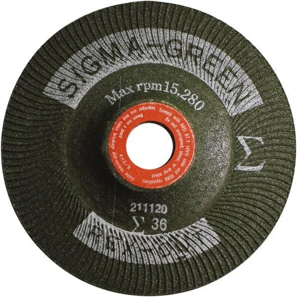 74 Pack 60 Grit Zirconia//Alum. Type 27 Cut-Off Wheel 6 in Dia.045 in Thick