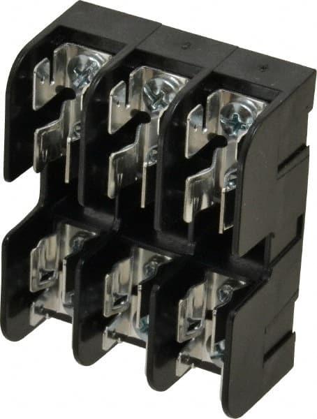 30 Amp, 600 Volt, 3 Pole Ferraz Shawmut 30313 Fuse Block