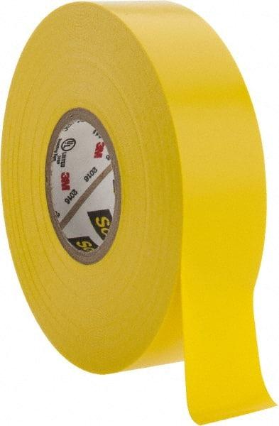3m yellow masking tape 3/4