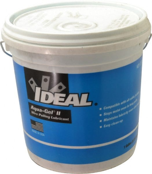 1 Gallon Pail, Blue Wire Pulling Lubricant 54043112 - MSC