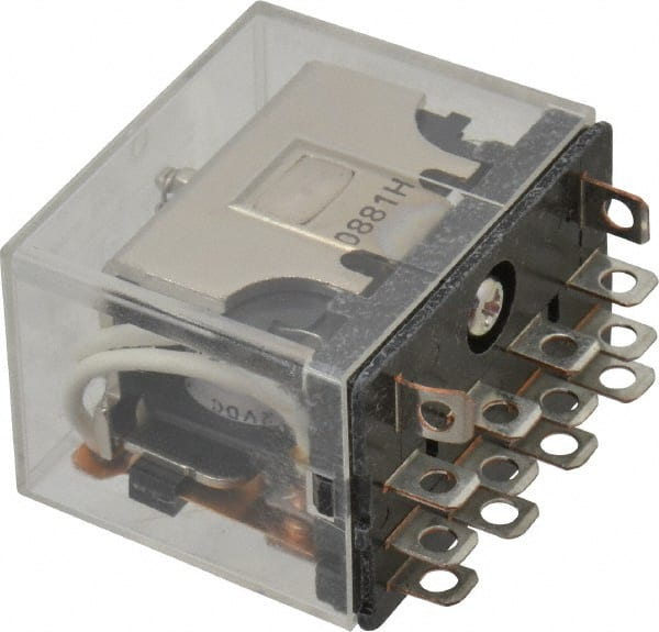 Omron Ice Cube Relay | MSCDirect.com on