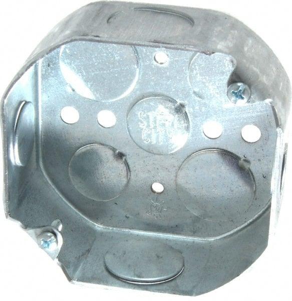 Steel City 54151-1//2 Octagon Box