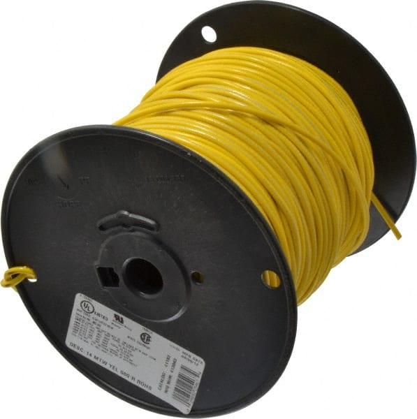 Southwire Yellow Wire | MSCDirect.com
