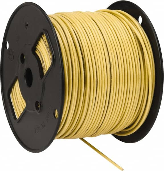 Southwire Yellow 20 Amp Wire | MSCDirect.com