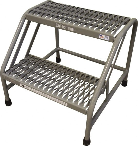Awesome Cotterman 20 High 500 Lb Capacity 2 Step Stand 54337399 Pdpeps Interior Chair Design Pdpepsorg