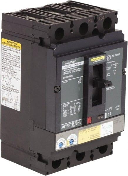 Square D - 50 Amp, 600 V, 3 Pole, Panel Mount Circuit ... on