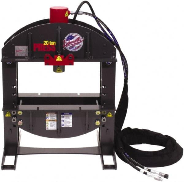 Edwards Manufacturing - 20 Ton Hydraulic Shop Press