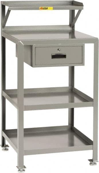 Little Giant 1 Drawer Desk 36 Inch Wide X 24 Deep 52