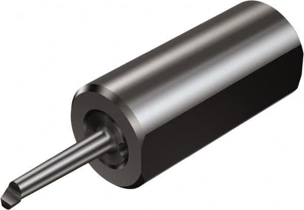 Sandvik Coromant - 3mm Min Bore Diam, 15mm Max Bore Depth