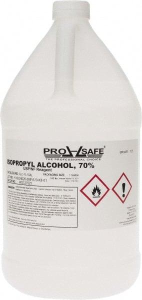 PRO-SAFE - 1 Gallon Isopropyl Alcohol Liquid - 54979885