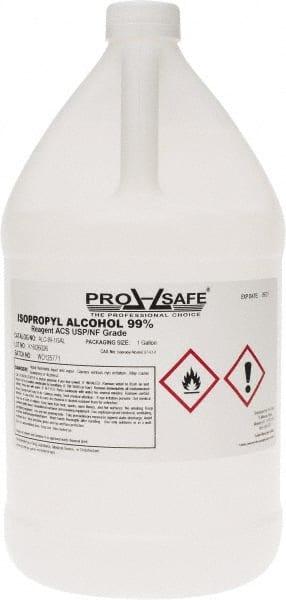 PRO-SAFE - 1 Gallon Isopropyl Alcohol Liquid - 54979901