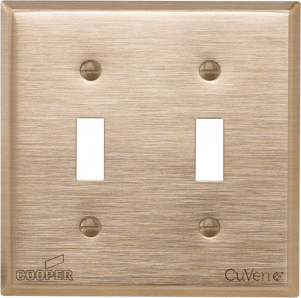 Cooper Wiring Devices 2 Gang 4 1