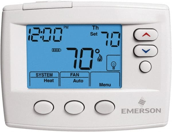 White-rodgers Thermostat   MSCDirect com