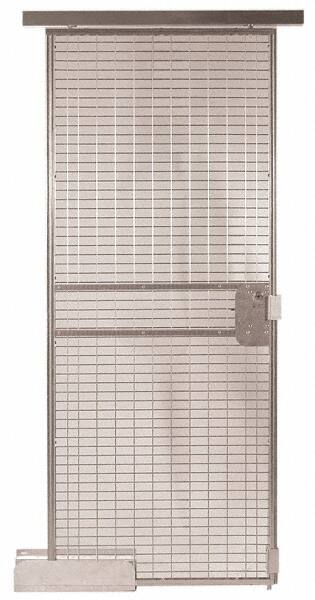 Hover to zoom  sc 1 st  MSC Industrial Supply & 8 Ft. Wide x 8 Ft. High Sliding Door for 56456668 - MSC