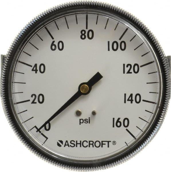 Ashcroft 25W1001TH02BXUC160# 160PSI NSMP