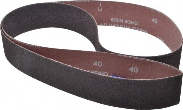 1-1//2 Grit Diameter 36 Pack of 20 1-1//2 Width Aluminum Oxide Resin Bond Spiral Abrasive Band