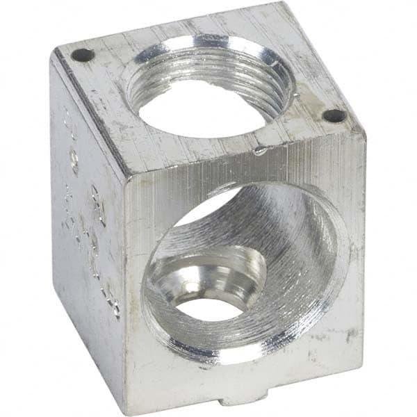 Square D 400A Aluminum L-Frame Circuit Breaker Compression Lug Kit YA400L71K3