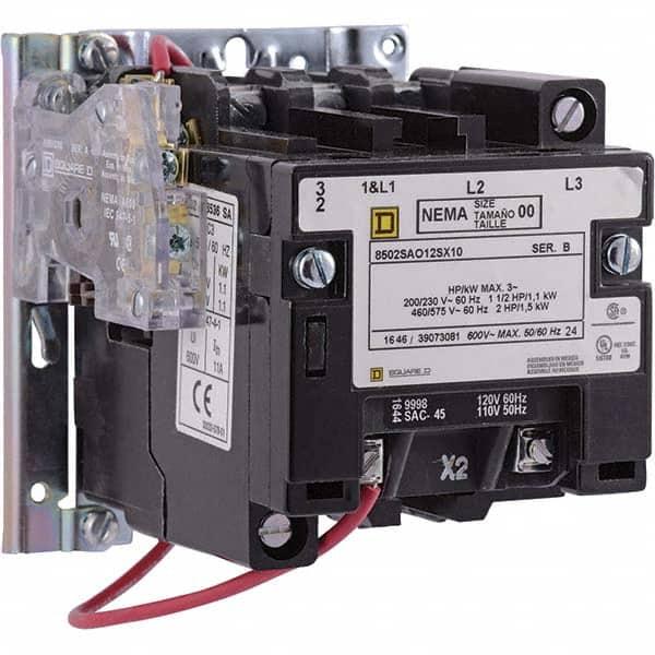 Nema 3 Phase Contactor Wiring