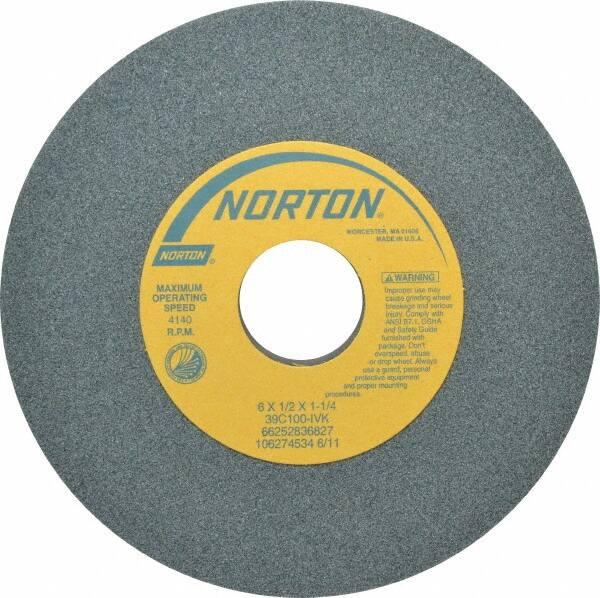 Fine Grit Grinding Wheel Mscdirect Com
